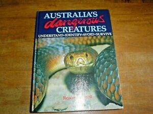 Australia's Dangerous Creatures by Reader's Digest (Hardcover 1990)