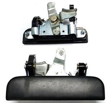 BLACK TAILGATE HANDLE TAIL GATE FOR MAZDA BRAVO B2000 B2200 B2600 COURIER 85-98