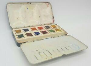 Reeves watercolour paint set (vintage)