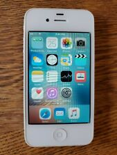 Apple iPhone 4s - 16GB - White (Verizon) A1387 Used, but very good condition