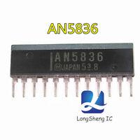 5PCS AN5836 DC volume, Tone Control IC