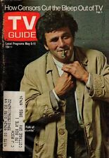1973 TV Guide May 5 - Peter Falk - Ossining NY; Secretariat and the Triple Crown