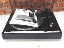 THORENS TD 280 giradischi Vintage record player Deck + una cartuccia di Base & Stilo