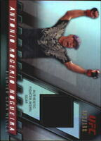 2010 Topps UFC Knockout Fighter Gear Relics Card #FGARN Antonio Rogerio Nogueira
