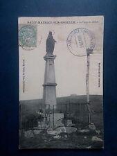 M134. Cpa. 88. Saint Maurice sur Moselle. La Vierge du Ballon 1906