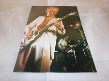 WISHBONE ASH - ANDY POWELL - Mini poster couleurs 2  !!!!!!!!! VINTAGE 70'S