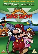 Super Mario Bros. Super Show Mega Disc: Over 3 Hours of Mario Mayhem (UK R2 DVD)