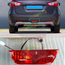 For Suzuki S-Cross 2015-17 Rear Bumper Brake Lights Lamp Night DRL Light Lamp s