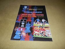 Oldham Athletic v Manchester United in 1994 FA Cup Semi-Final at Wembley