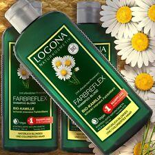 Logona Farbreflex-Shampoo Kamille 250ml Naturkosmetik blondes Haar bio vegan