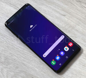 "Samsung Galaxy S9+ (SM-G965F), Black, 64GB, 6.2"" Super AMOLED, good -V849"