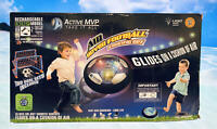 ActiveMVP Kids Toys Rechargeable Hover Soccer Ball Set w/ 2 Goal Kits~1+ Players