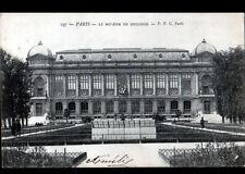 PARIS Zoo / MUSEUM de ZOOLOGIE animé avant 1904