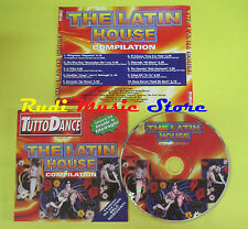 CD THE LATIN HOUSE compilation WINGWAM AMNESIA EL CUBANO no mc lp dvd vhs (C15)
