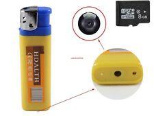 8GB Lighter Spy DVR Hidden Camera Cam Camcorder Video Photo Recorder USB Mini DV