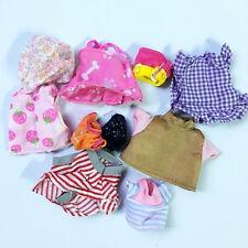 Sylvanian Families Doll Sheep Rabbit Koala Bear 10pcs Fashion Dresses Clothes