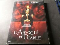 DVD CINEMA, FILM L ASSOCIE' du DIABLE, AL PACINO, REEVES