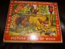 Puzzles et casse-tête animaux en bois avec 15 - 25 pièces
