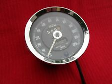 RARE Smiths Speedometer SN 6144 / 02 Gauge MGB Overdrive Transmission Gearbox