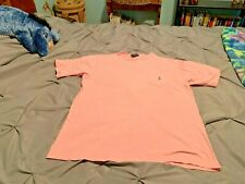 Ralph Lauren Polo Boy's Pink Short Sleeve Shirt. Size 20  FREE SHIPPING!!!!!