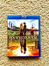 The Princess Bride (Blu-Ray) (1987) Classic Film! Mint Condition!