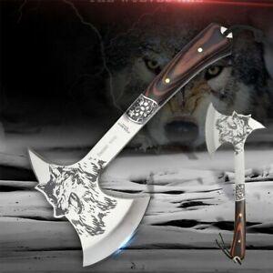 Tomahawk Taktisch Outdoor Beil Axt Rettungsaxt Hammer Camping Militär Survival