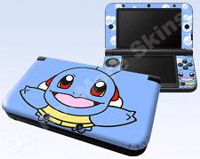 Nintendo 3DS XL Skin Vinyl Decal Sticker - Pokemon Squirtle