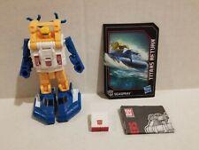 Transformers Titans Return Legends SEASPRAY Complete Excellent
