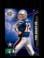 2011 Adrenalyn XL New England Patriots  #188 Tom Brady