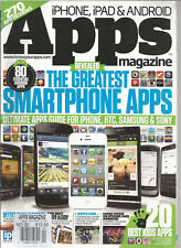 iPHONE,iPAD & ANDROID APPS MAGAZINE No.20 2012