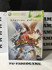 STREET FIGHTER X TEKKEN SPECIAL EDITION XBOX 360