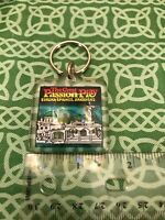 The Great Passion Play Eureka Springs Arkansas Acrylic Keychain FREE SHIPPING
