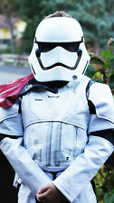 Disney Store Deluxe Stormtrooper Star Wars Costume Size 11/12 Quality