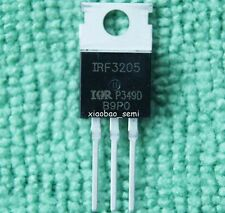 10pcs New IRF3205 Power MOSFET N-Channel IR TO-220