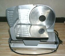 BOMANN MA451CB Alles Schneider Metall Brotschneidemaschine Wurst, Käse usw.