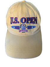 2003 Us Open Golf Tournament Olympia Fields Strapback Dad Hat Adjustable Cap