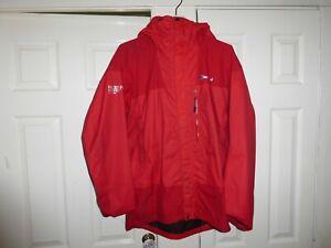Berghaus Paldor Peak Mens Goretex Paclite Waterproof Jacket size Large good used