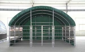 Livestock Shelter Sheds Farm Storage Building Horse Sheep Portable Field Shelter