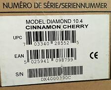 Wharfedale Diamond 10.4 canela-cerezo canela Cherry muy bonito par de precio