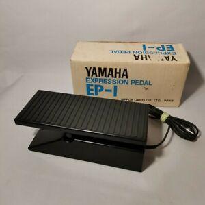 Yamaha EP-1 Expression Pedal - Boxed