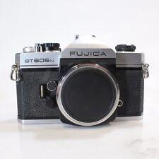 FUJICA ST605N 35MM SLR FUJI FILM CO *DUSTY PRISM* M42 MOUNT CAMERA FM42ST605NDP