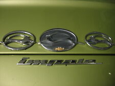 CHEVY IMPALA EMBLEM WITH REAR TRUNK AND SIDE POST LOGOS