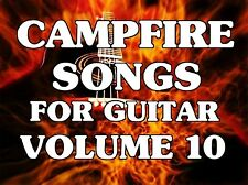 Campfire Songs For Guitar Volume 10 DVD Lessons Learn AC/DC John Lennon K. Urban