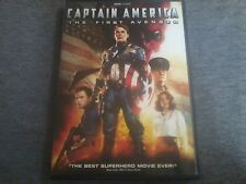 CAPTAIN AMERICA - The First Avenger DVD Made In USA