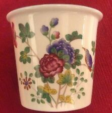 """Wedgwood cuckoo s/s 4"""" plant flower pot - Absolutely goregous vgc"""