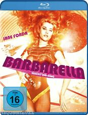 Barbarella [Blu-ray] Jane Fonda, John Phillip Law  * NEU & OVP * KULT