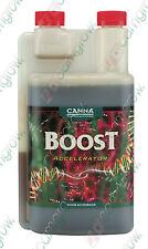 CANNA - Boost 1L - Accelerator Flower Boost Nutrient  Hydroponics