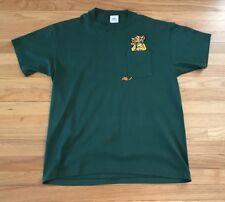 NEW LION KING Disney Shirt XL Simba Mufasa pocket vtg scar pumba Promo