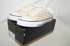 CONVERSE X Fragment low CTS OX weiss gold EU 42,5 UK 9  148371C