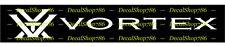 Vortex Rifle Scopes - Hunting/Shooting - Vinyl Die-Cut Peel N' Stick Decals